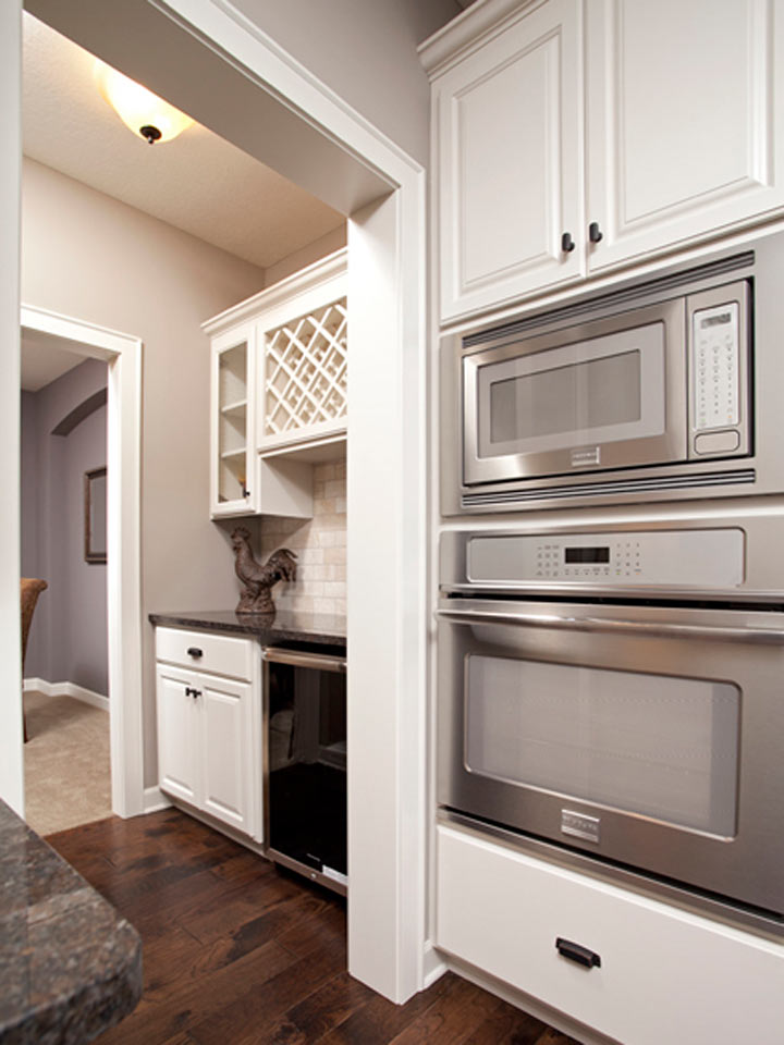 Kitchen-Pass-Through-Pantry - Interior Impressions