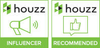 Houzz Awards for Influencer and Recommended