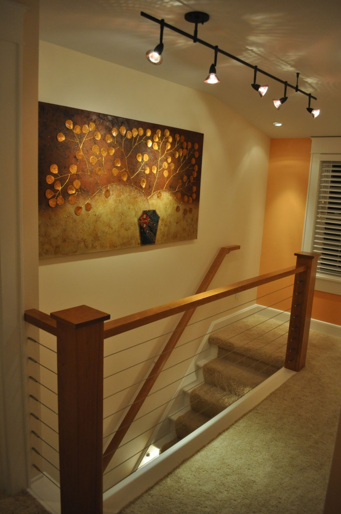 Jake-Ruiz-Quality-Remodeling-Specialists-master-suite-remodel-milwaukee-best-home-remodel-milwaukee-best-home-remodel-waukesha-cable-rail-cherry-hand-rail-track-lighting-680x1024
