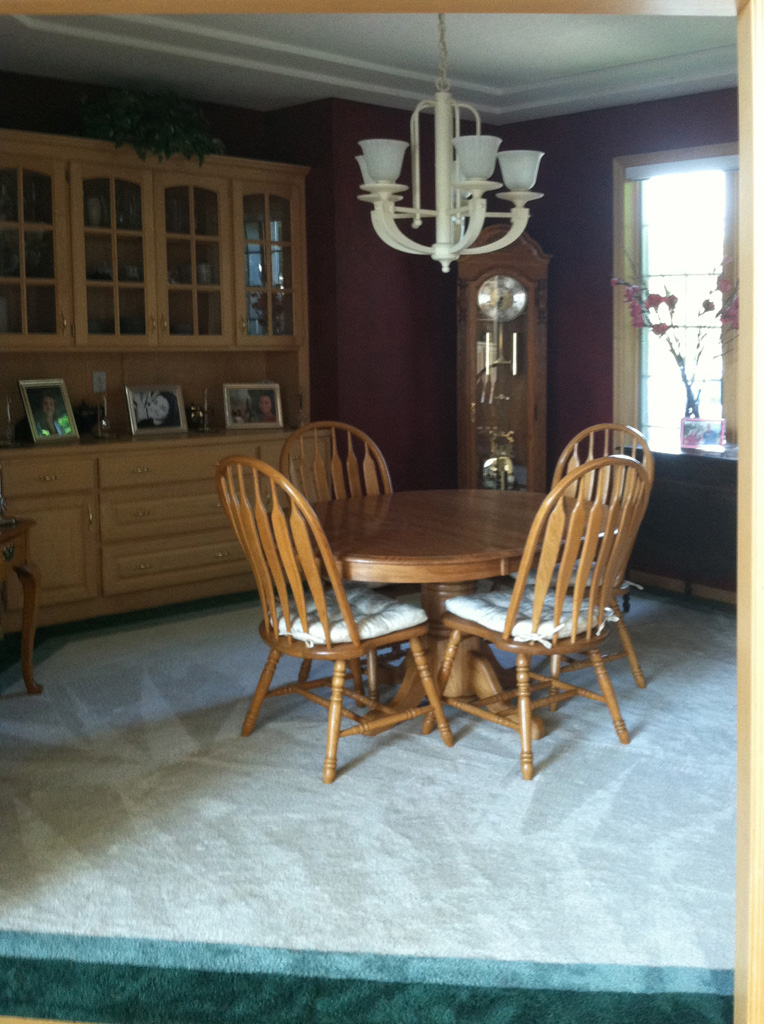 Dining Room before photo - 2
