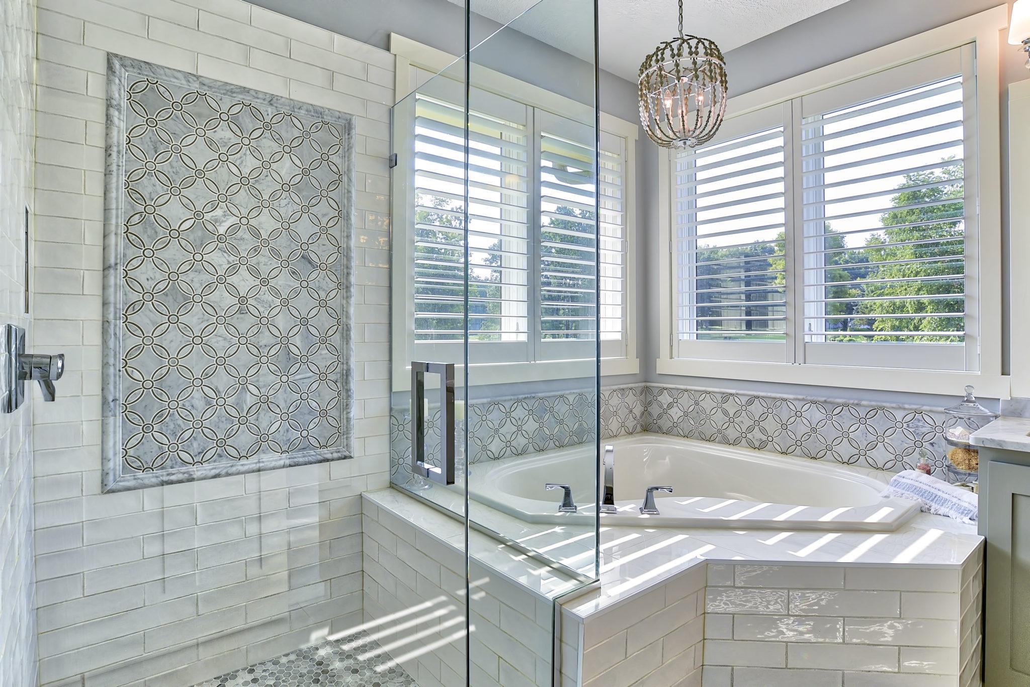 PROJECT REVEAL} A Designer\'s Master Bathroom - Interior Impressions