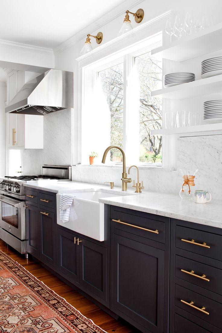 Dark Navy Kitchen Cabinets Concept 275 Best Kitchen Ideas